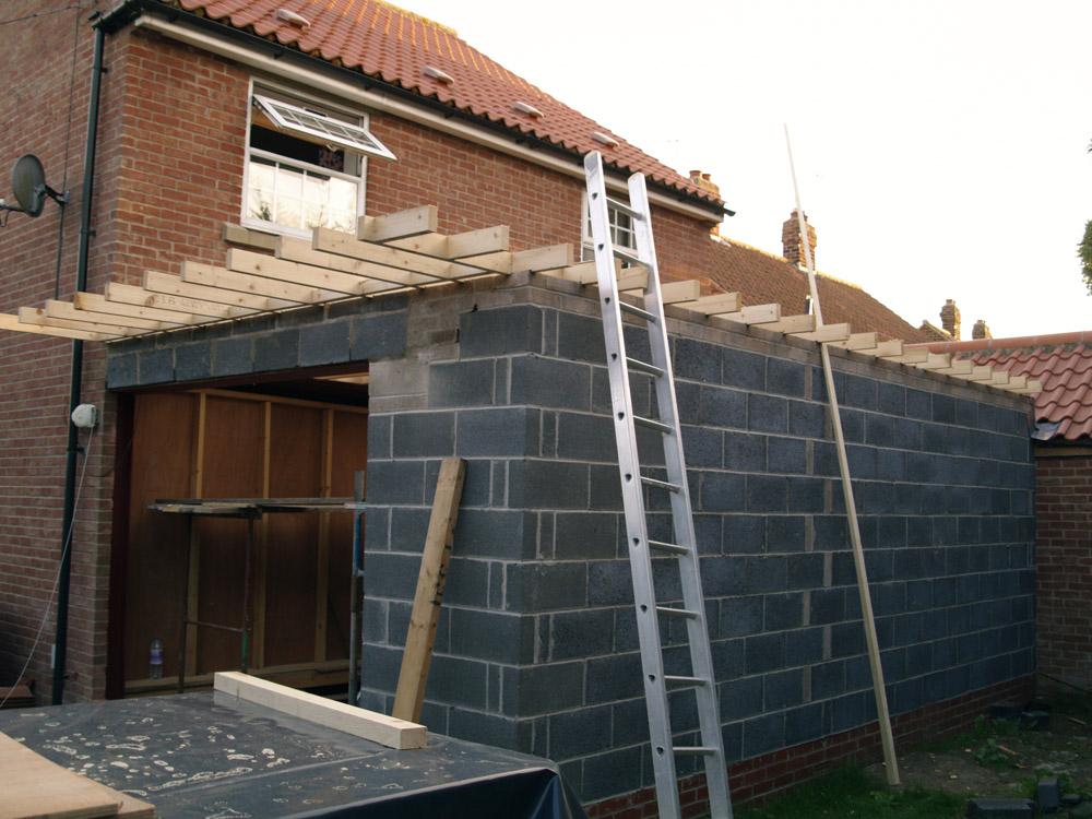 Builder in Hull - House Extension - Jordan Builders and Joiners